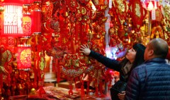 Chinese New Year 2015: Traditional gifts go digital