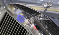 Rolls-Royce says it's making an SUV