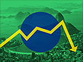 Brazil falls deep into recession