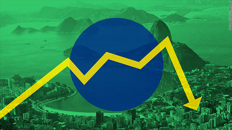 brazil economy Brazil is the eighth-largest economy in the world, but is recovering from a recession in 2015 and 2016 that ranks as the worst in the country's history.
