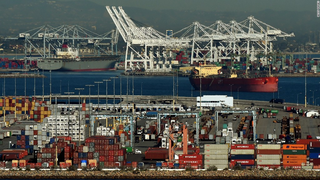 How much will the West Coast port shutdown cost?
