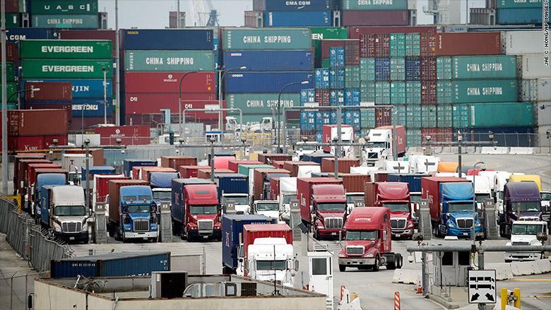 port of lb trucks
