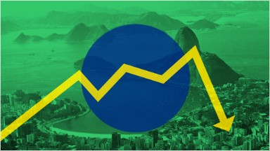 Brazil stocks plunge 10%; market halted for 30 minutes
