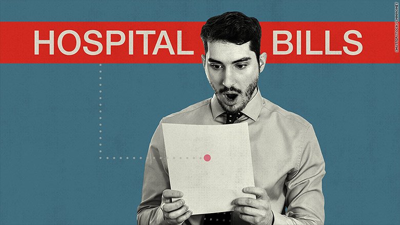 ... get hit with surprisingly large medical bills - Feb. 19, 2015