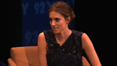 Allison Williams on her dad: 'It's been tough'