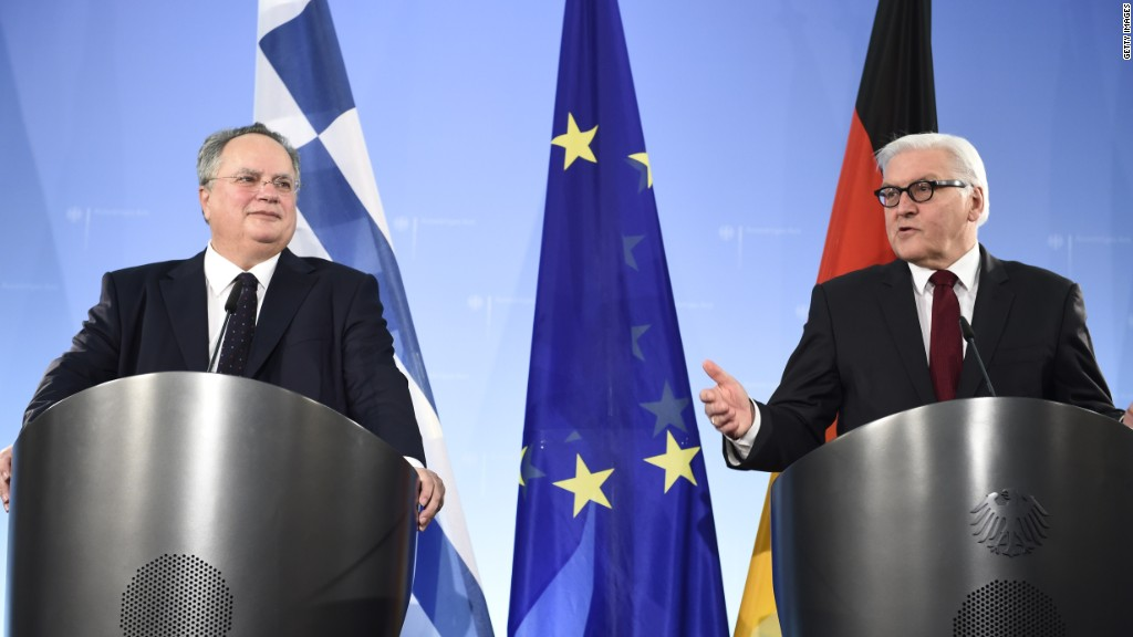 More cooperation needed to save Greece