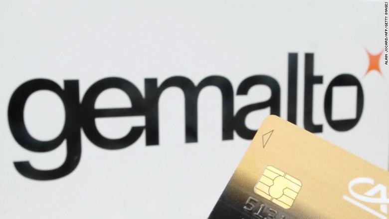 hack SIM card gemalto