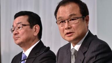 Honda's CEO stepping down
