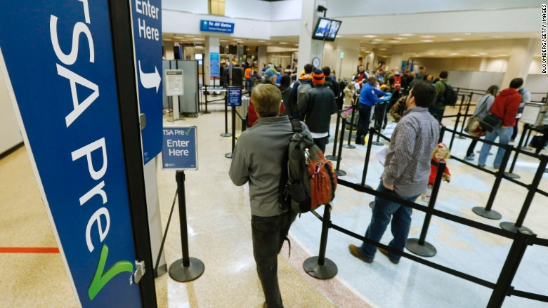 Does Tsa Precheck Apply To International Travel