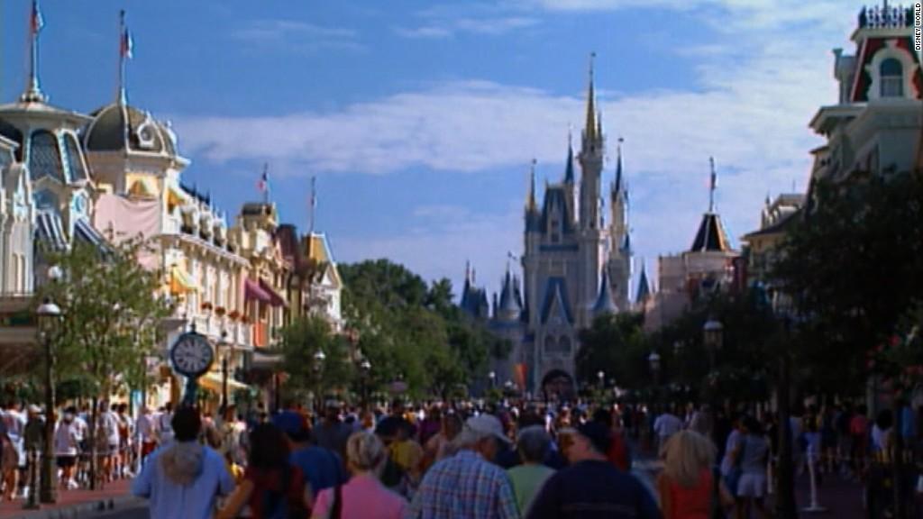 Disney ticket prices hit new high