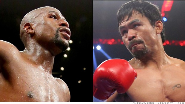 Mayweather Pacquaio Fight Made Periscope The New Napster