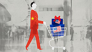 America: The new destination for rich Chinese shoppers