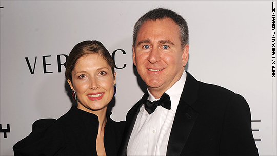 This billionaire's wife wants $1 million a month
