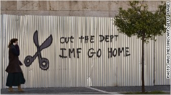 greece bailout imf