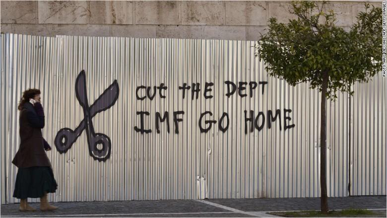 greece bailout imf