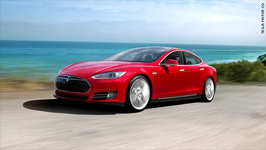 Tesla to offer faster 'Ludicrous Mode'