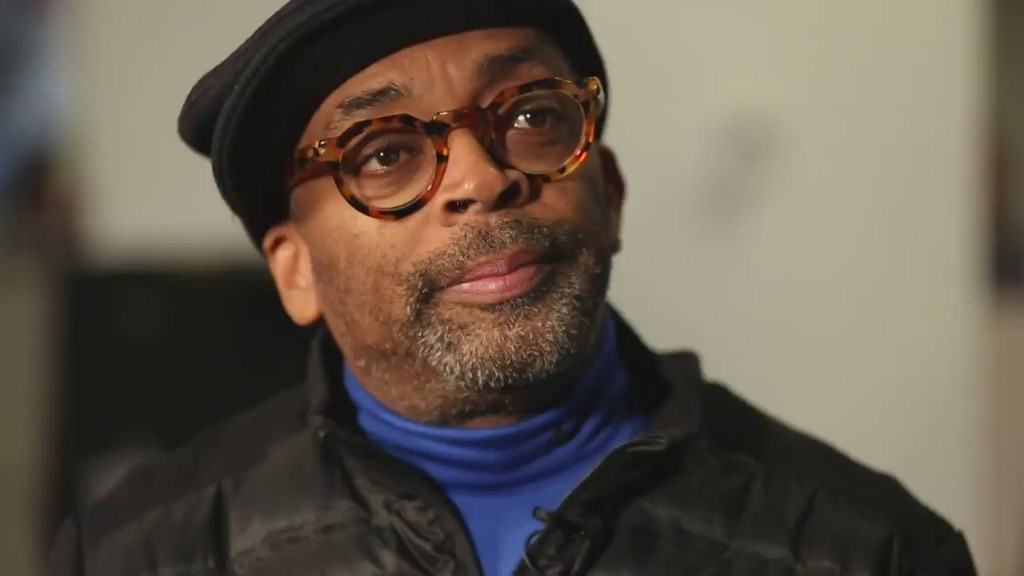 Spike Lee on Hollywood diversity