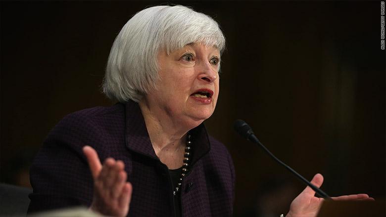 Janet Yellen S Congress Report Too Many Americans Aren T