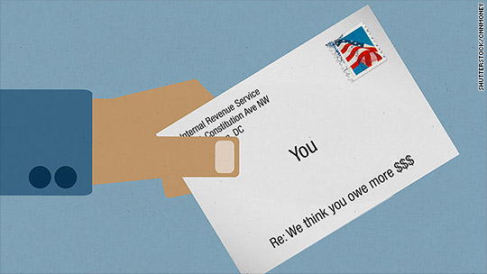 8 tax audit red flags