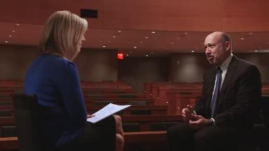 Lloyd Blankfein: The full interview