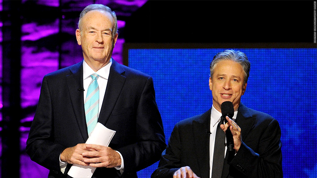 Jon Stewart: Nobody is watching O'Reilly for 'truth'