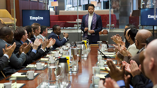 Fox's 'Empire' grows for 7th week in a row