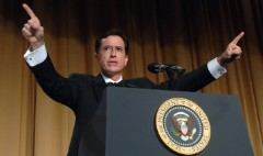 'House of Cards' writers' Colbert inspiration