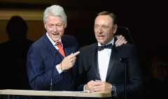 Why Pres. Obama, Clinton like 'House of Cards'