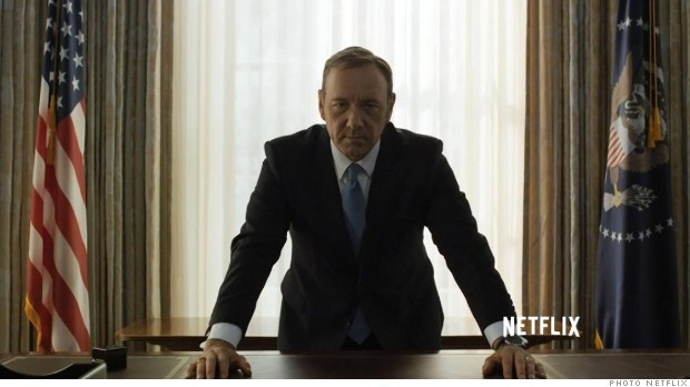 'House of Cards' fans that already finished season 3