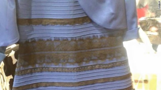 #TheDress: 73 million page views