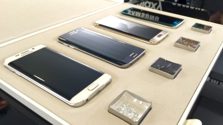 El Samsung Galaxy S6, un 'iPhone' para las personas que detestan a Apple