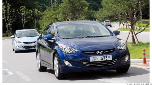 Hyundai recalls 200,000 vehicles for power steering defect