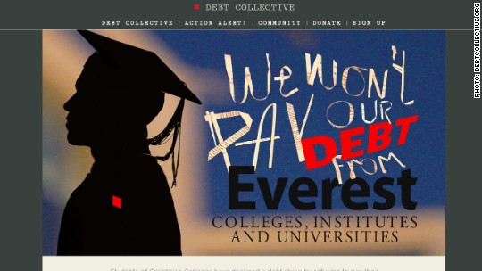 Corinthian College on the hook for $531 million in student loans