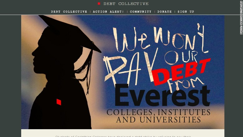 debt collective website