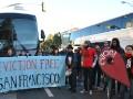Apple, Yahoo bus drivers vote to unionize