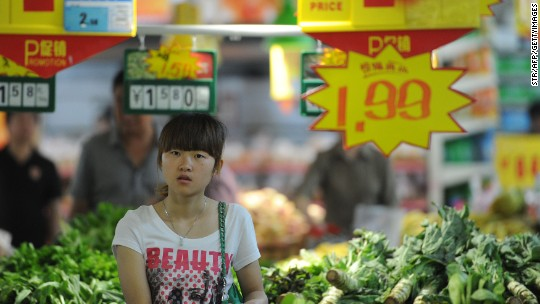 Deflation risk is now a worry even for China