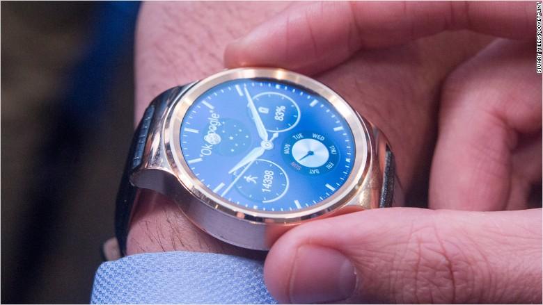 mwc Huawei Watch smartwatch