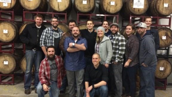 craft beer Kane Brewery