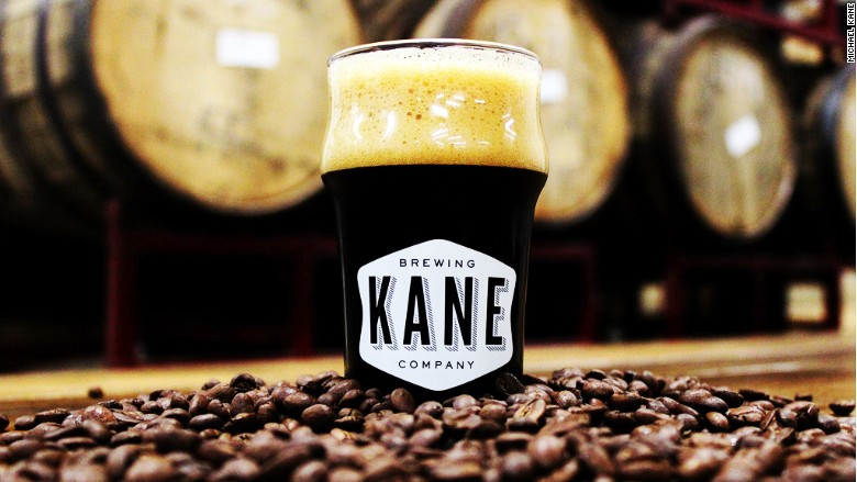 Kane Brewing craft beer