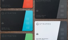 Stratos wants to replace your wallet with its smart card