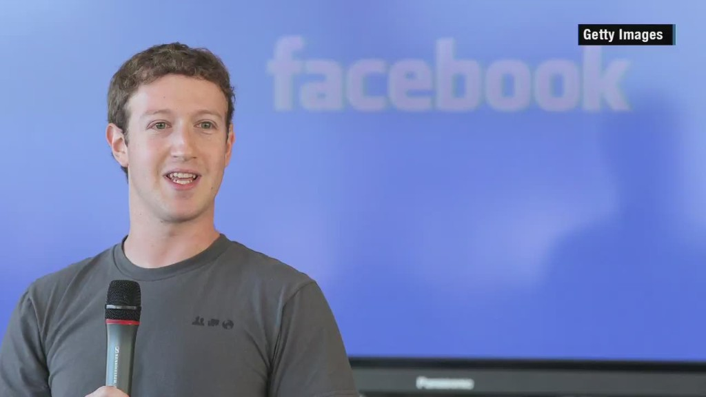 Mark Zuckerberg in 90 Seconds