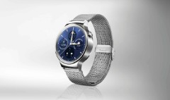 Huawei's watch is stylish as well as smart