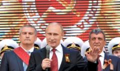 Putin's movie wishlist: Crimea and military glory