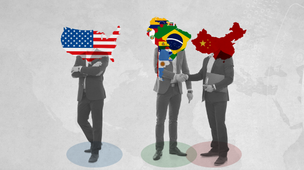China's big chess move against the U.S.