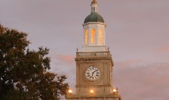 Howard students will get paid to graduate on time