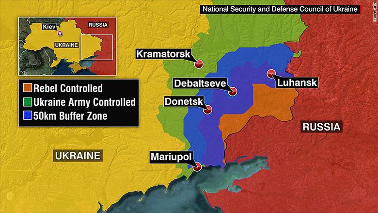 Ukraines Economy Teeters Towards Collapse Mar - Maps ukraine to us