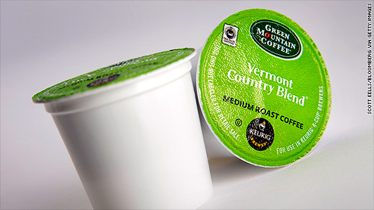 Inventor of K-Cups regrets the idea