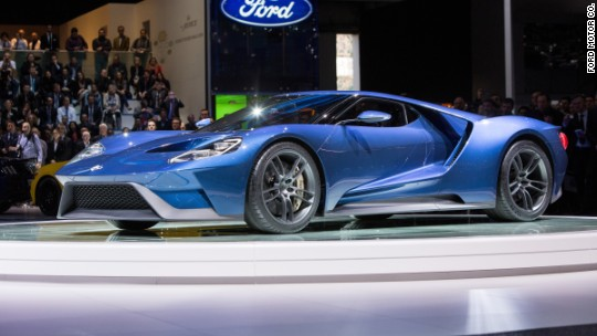 This is the most expensive Ford ever