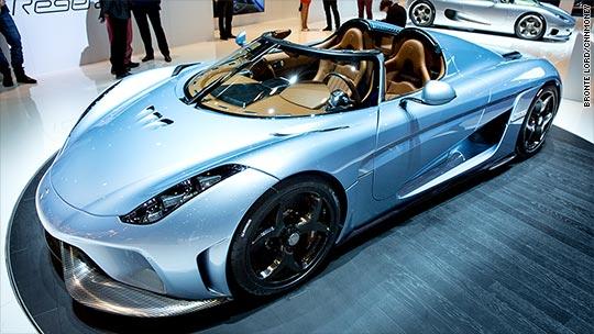 Photos: Hot rides from Geneva Car Show