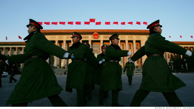 China's rubber-stamp parliament: 3 things you need to know